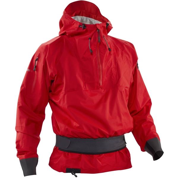 Riptide Splash Jacket, NRS paddeljacka, röd
