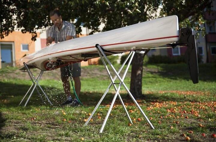 Outlife benställning (krysställning) för kajak, kanot mm.